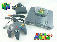 Nintendo 64 N64 Konsole SUPER MARIO 64 + 1X Controller (gebraucht)