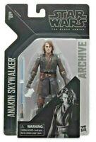 Star Wars   The Black Series Archive   Anakin Skywalker   6-Inch   IN STOCK