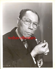 Vintage Paul Fung CHARACTER ACTOR '47 LONE WOLF IN LONDON Publicity Portrait