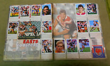 #T311.   1994  EASTERN SUBURBS  SELECT RUGBY LEAGUE  STICKERS