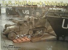 Squadron Signal publications 12058, Halftrack vehicles in action