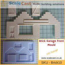 Brick Buildings  - BRICK10 - Model Railways OO Gauge - NEW BRICK FACE RELEASE