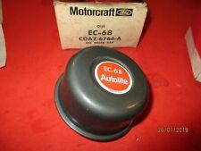 FORD=EDSEL-FORD TRUCK-1952-60- OIL FILLER CAP -MOTORCRAFT-EC68--COAZ6766A