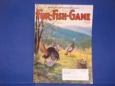 Fur-Fish-Game,May 2004,May Day Gobblers Trap-Shy Bears Spring Squirrel Hunt