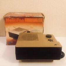 Vintage Arvin electric heater cooling Fan 29H40 1970 tilt base desktop tabletop