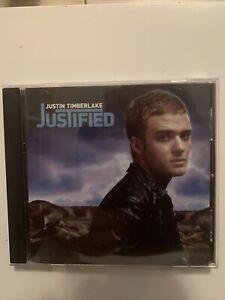 Justin Timberlake – Justified CD