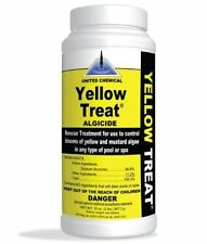 Swimming Pool 2 LB  Algaecide For Mustard Algae United Chemicals YT-C12