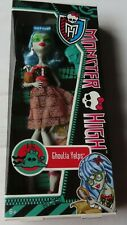 Monster High - Ghoulia Yelps -  Skull Shores Doll By Mattel 2011 - W9181
