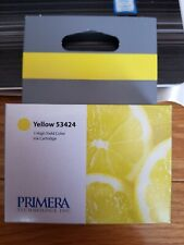 Primera 53424 High Yield Yellow Ink Cartridge New