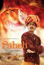PAHELI Movie POSTER 27x40 B Shahrukh Khan Rani Mukherjee Anupam Kher Dilip