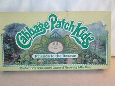 1984 Parker Bros. Cabbage Patch Kids Board Game Friends to The Rescue
