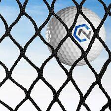 10'X10' Golf Driving Impact Hitting Net. Poly Knotless #21 Custom Golf Netting