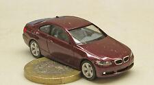 Herpa 033572: BMW 3 serie coupè, rosso metallizzato
