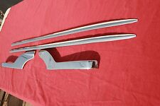1951-52 ORIGINAL DELUXE CHEVY 4 / DOOR COMPLETE SET REAR TRIM 4-PIECES SET