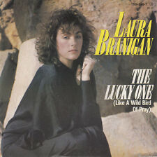 "Laura Branigan 7"" The Lucky One - France"