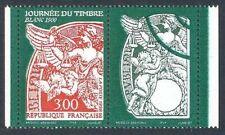 FRANCIA - Sello 3136a Nueva MB con goma original (cara 4,00 euros)