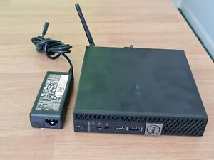 Dell OptiPlex 5050 Micro PC i5-6500 Quad 8GB RAM 256GB SSD, WiFi USB 3.0 HDMI DP