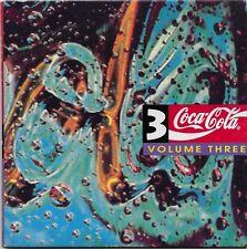 Coca-Cola Volume 3 1992 CD! Tina Turner, INXS, Marc Cohn, DJ Jazzy Jeff, Hornsby