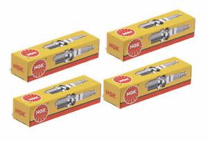 NGK Spark Plugs BKR6E-11 ( 4 Pack)