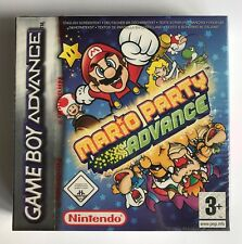 GBA Mario Party Advance (2005), Brand New & Factory Sealed