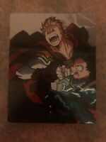 My Hero One's Justice 2 Steelbook - NO GAME STEELBOOK ONLY - NEW PS4 Xbox One