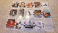1991 Impel US Olympic Hall of Fame Lot of 15 Cards