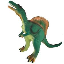 "Large 24"" (61cm) Rubber Soft Stuffed Dinosaur Play Toy Realistic Jurassic Museum"
