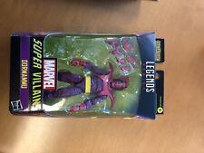 Marvel Legends- Super Villans Dormammu loose figure no BAF