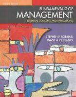 Fundamentals of Management by Robbins, Stephen P.