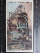 No.13 BLAST FURNACE, MANCHESTER Engineering Wonders W.D.& H.O. Wills 1927