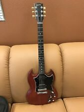 GIBSON SG 2003 SPECIAL FADED SATIN CHERRY MADE IN USA!  NO RESERVE!