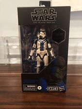 Star Wars Black Series Stormtrooper Commander Brand New!
