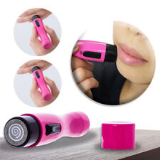 Ladies Women Hair Remover Electric Bikini Legs Face Mini Rotary Shaver Razor