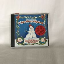 ALVIN & CHIPMUNKS cd VERY MERRY CHIPMUNK patty loveless CELINE DION james ingram