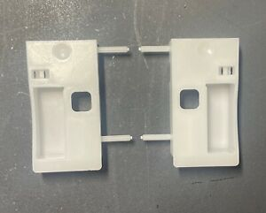 1 Set Besta Level Guides Plastic, White Part #114930