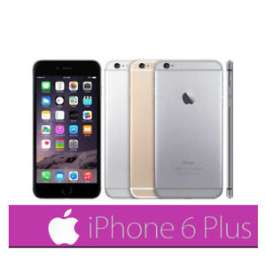 Apple iPhone 6 Plus 16GB 64GB GSM Unlocked Smartphone