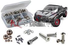 RC Screwz TRA051 Traxxas Slash LCG/Platinum Stainless Steel Screw Kit