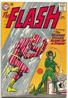 Flash 145 1st Series DC 1964 FN Weather Wizard Carmine Infantino