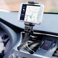 Smart Arrival Air Vent Auto Mount Cradle 360 Degrees GPS Phone Car Holder Cell