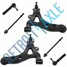 Brand New 6pc Complete Front Suspension Kit for Buick Rendezvous Pontiac Aztec
