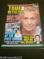 TRUE DETECTIVE - GREAT-GRANNY WITH A GUN - AUG 2011