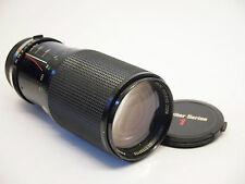 Vivitar Series 1 VMC 70-210mm F3.5 Lens, Olympus OM Mount. Stock No. U6699