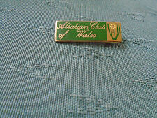 ALSATIAN CLUB OF WALES - ENAMEL PIN BADGE