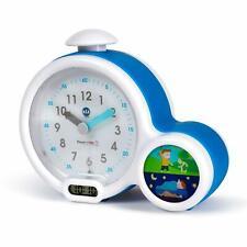 Claessens 'Kids Clock-pédagogique Des Enfants Réveil-Enfants Réveil, bleu