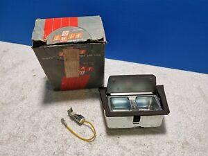 Cendrier FIAT 131 Code 4473771 Neuf Original Marron