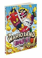 Wario Land Shake It! : Prima Official Game Guide by Prima Games Staff and...