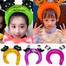1/10Pcs Halloween Headwear Balloon Kids Inflatable Headband Birthday Party Toys