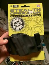 STEALTH OPERATOR COMPACT IWB BLK LH