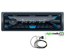 Sony DSX-A500BD aux usb ipod iphone bluetooth dab voiture stéréo + antenne-refurb