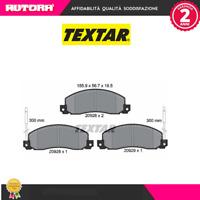 2092602 Kit pastiglie freno a disco ant.Nissan-Opel-Renault (MARCA TEXTAR)